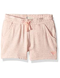 Roxy Big Salty Shell - Pantalones Cortos de Playa para Niña
