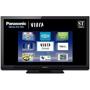 Amazon Com Panasonic Viera Tc P42st30 42 Inch 1080p 3d Plasma Hdtv