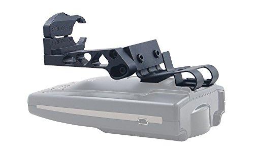 BlendMount BBE-2027, C7 Corvette, Escort/Beltronics [EXCEPT MAX/MAX2/MAX360] Aluminum radar detector mount. Made in USA