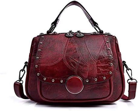 韓国の女性のバッグ、ワイルドショルダーメッセンジャーバッグ、洗練されたミニマリストの正方形のバッグ、赤、29 * 16 * 11 Cm 美しいファッション