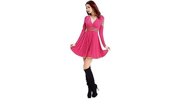Casual vestidos, vida útil de la práctica de baile sexy azafata ...