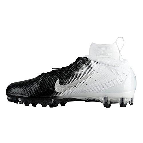 Navy White black Silver Pro Football Scarpe Untouchable college Nike metallic Vapor 3 White 7Y8gq