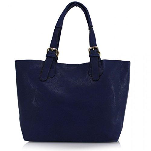 YourDezire - Bolsa Mujer azul marino