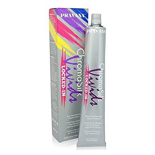 Pravana Chromasilk Vivid Locked in Hair Colour Hair Dye 90 ml, 6 Colours to...