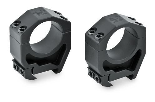 Vortex Optics Precision Matched Rings 30mm - Height 1.45 inches - Picatinny Mount Precision Mount