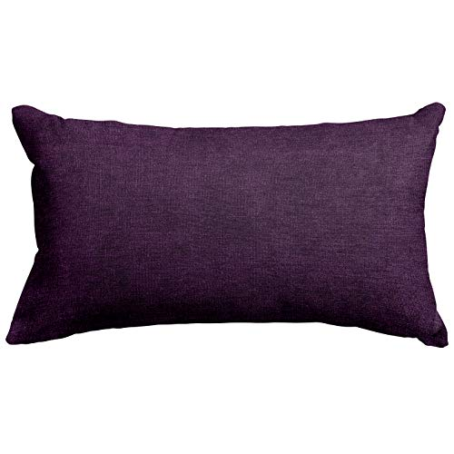 Majestic Home Goods Aubergine Villa Indoor Small Throw Pillow 20