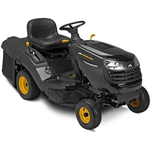 McCulloch 960510058 - Tractor Salida Trasera M125-97TC ...
