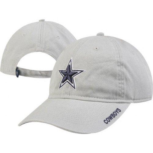 Dallas Cowboys Cap - Dallas Cowboys Grey Basic Slouch Hat