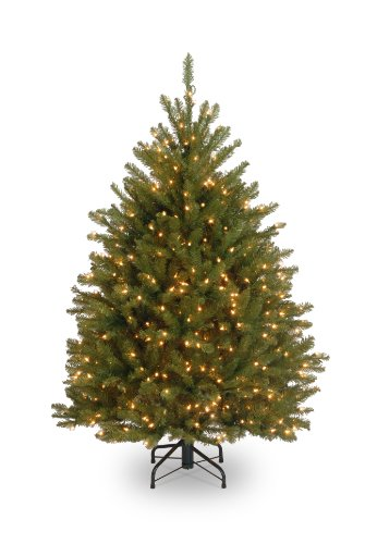 National Tree 4-1/2 Foot Dunhill Fir