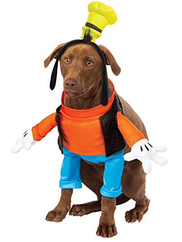 Rubie's Disney: Mickey & Friends Pet Costume, Goofy, Small