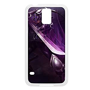 MasterYi-006 League of Legends LoL case cover for Samsung Galaxy S5 - Plastic White