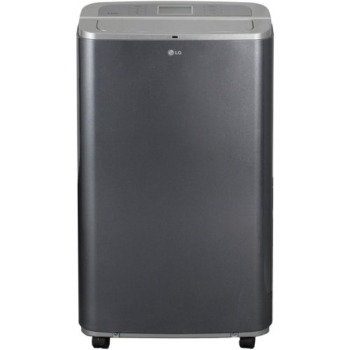 LG LP1311BXR 13,000 BTU Portable Air Conditioner, Black/Metallic Silver