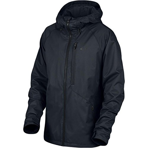 Oakley Snow Jacket (Oakley Jackpot 10K Bzs Jacket, Blackout, Large)