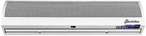 Lxn リモート・コントロール、強力な、静かな、小さいボディ、軽量の極度の薄い合金の箱のコマーシャル/家の屋内空気カーテン