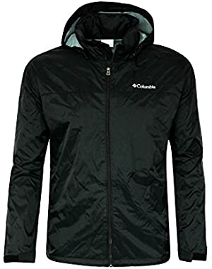 Columbia Men's Sportswear Raincreek Falls Rain Jacket Black