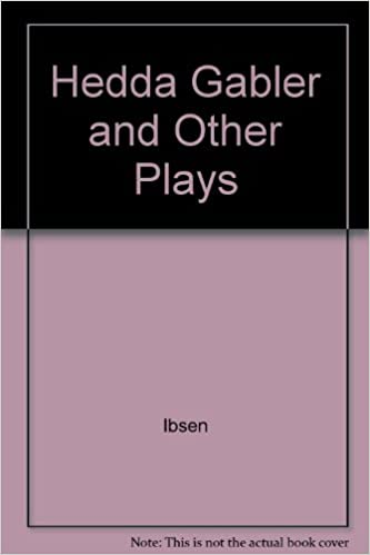 Read online Hedda Gabler and Other Plays PDF