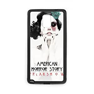 American Horror Story Brand New Cover Case with Hard Shell Protection for Samsung Galaxy Note 4 Case lxa#333799