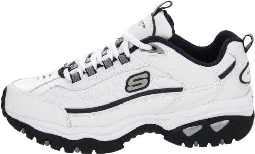 Skechers Men's Energy Afterburn Lace-Up Sneaker