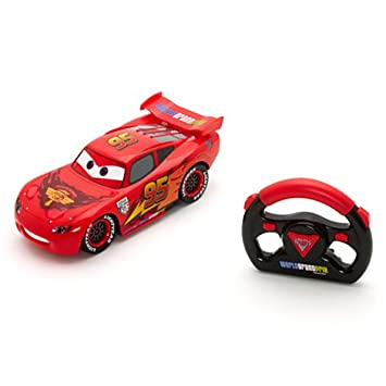 Disney Pixar Cars 2 Remote Control Lightning McQueen  sc 1 st  Amazon UK & Disney Pixar Cars 2 Remote Control Lightning McQueen: Amazon.co.uk ...