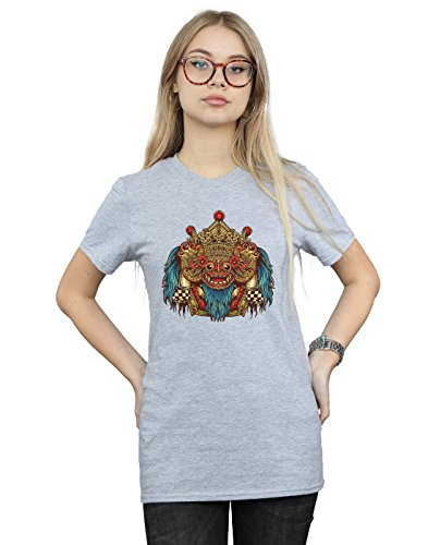 Absolute Drewbacca Cult Barong Gris Mask Mujer Novio Deporte Camiseta Del Fit AA1wgqnrOx