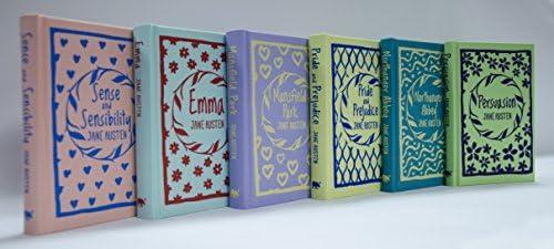 The Jane Austen Collection: Deluxe 6-Volume Box Set Edition: 1 Arcturus Collectors Classics: Amazon.es: Austen, Jane: Libros en idiomas extranjeros