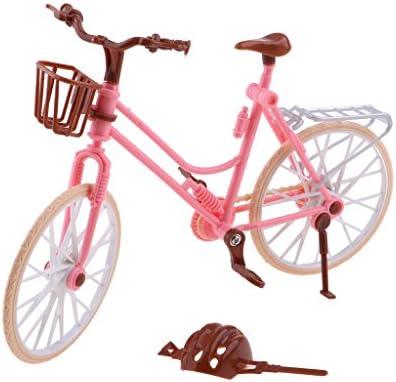 Amazon.es: Sharplace Escala 1/6 Miniatura Bicicleta de Plástico ...