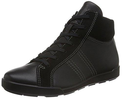 ECCO Women's Crisp II Hi-Top Sneakers Black (Black51052) cheap amazing price cheap sale footlocker finishline best seller fFHtX