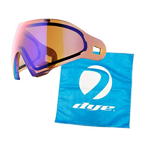 Dye Paintball i4/i5 Goggle Thermal Replacement Lens (Dyetanium Prismic + Lens - Invision Lens Dye