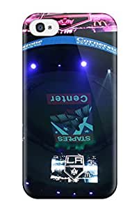 New Style 9590700K690827964 los/angeles/kings los angeles kings (67) NHL Sports & Colleges fashionable For Apple Iphone 5/5S Case Cover