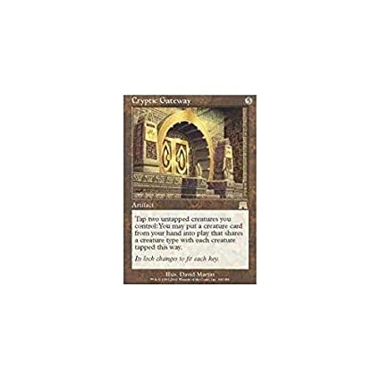 Magic: the Gathering - Cryptic Gateway - Onslaught