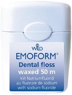 Emoform® Dental Floss waxed 50m