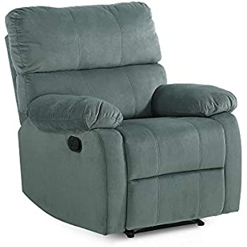 Amazon.com: Relaxzen Sillón reclinable con calor ...