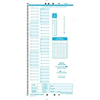 PDP NT 100 (100 PACK) TESTING FORMS, Scantron 19641-B compatible