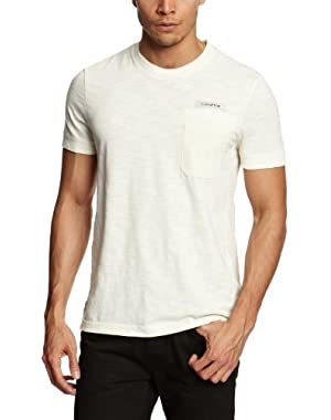 Mens RC Race T-Shirt in Chalk