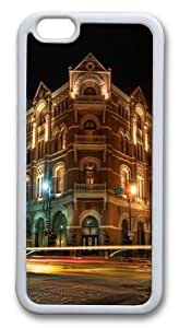 City night Custom Case For Samsung Galaxy S5 Cover PC White