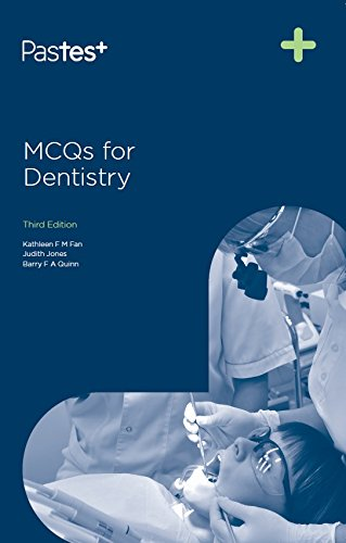 MCQs for Dentistry (Mcq Uk)