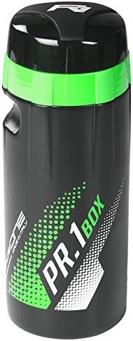 RaceOne PR1-BOX, Bidón de ciclismo, 600 ml, Verde: Amazon.es: Deportes y aire libre