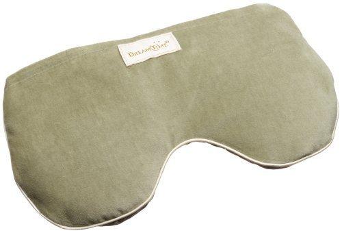 Pillow Sage Velvet - DreamTime Breathe Easy Face Pillow, Sage Velvet by DreamTime