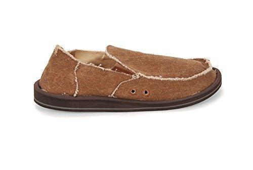 Urban Beach Salt Creek - Mocasines de Lona para Hombre Beige Piedra: Amazon.es: Zapatos y complementos