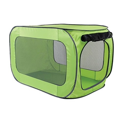Sport Pet Designs Kennel Pro Pop Open, Large, Colors May Vary by SportPet Designs