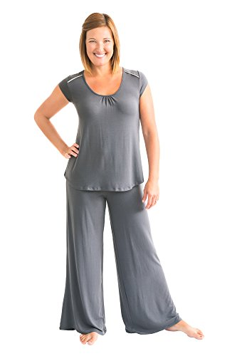 Kindred Bravely Amelia Ultra Soft Maternity & Nursing Pajamas - Pants Set