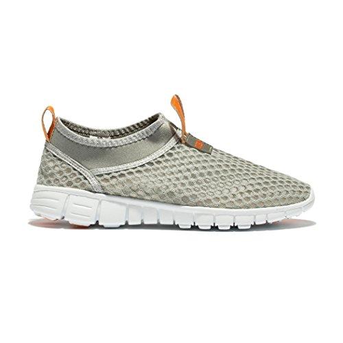 Men & Women Breathable Running Shoes,beach Aqua,Outdoor,Water,Rainy,Exercise,Climbing,Dancing,Drive (Size40 Orange)