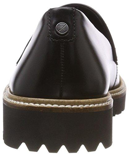 Loafers Eccos 1001 Incise sort Tilpasset Sort Kvinners AqwtqrU