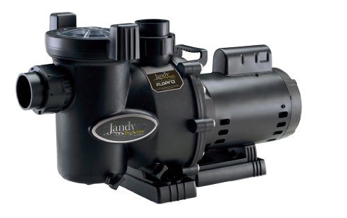 Jandy FHPM 1 to 2 FloPro, Two Speed 1-Horsepower Swimming Pool Pump by Jandy