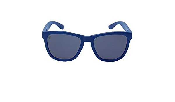 Gafas de Sol Knockaround Premium Navy Blue / Smoke: Amazon ...