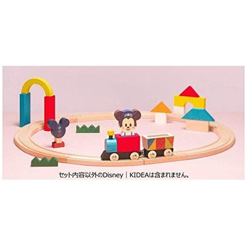 Disney KIDEA TRAIN&RAIL ミッキーマウス TYKD00503   B07PGMQXTY