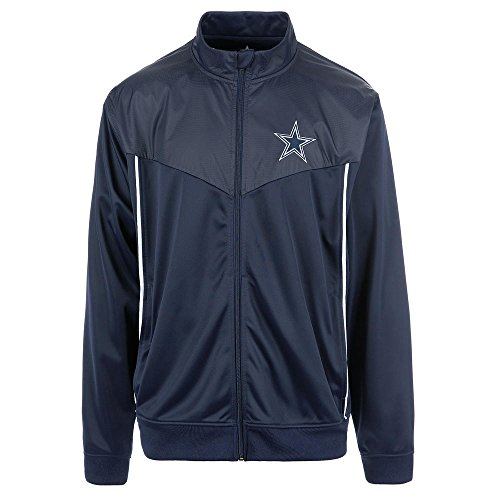 Dallas Cowboys Full Zip Jacket cc84a98b5
