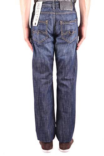 Mcbi256151o Richmond Uomo Blu Cotone Jeans 8qn6OzB