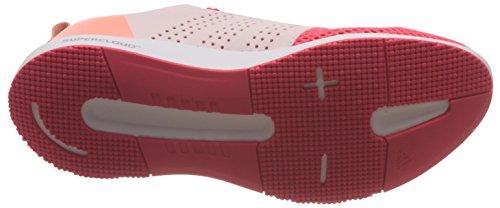 bianco Corsa Scarpe Rosso 2 Adidas rosso W Donna Da Madoru XqXzBxS