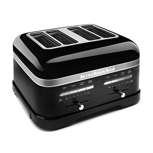 Kitchenaid Onyx Black Toaster - 7